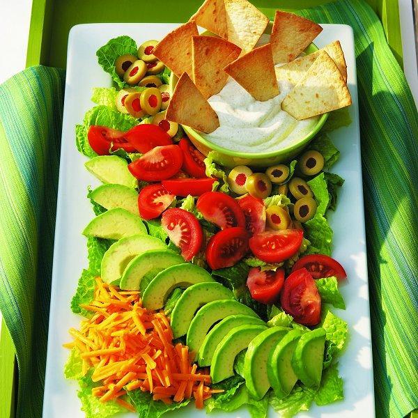 Santa Fe salad platter