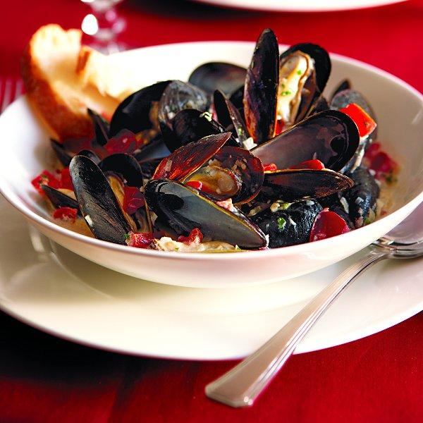 Naughty mussels