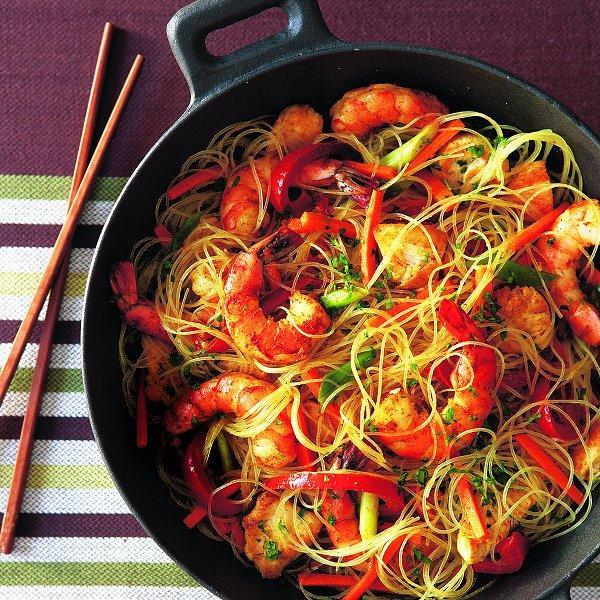 Singapore noodles recipe chatelaine forumfinder Images