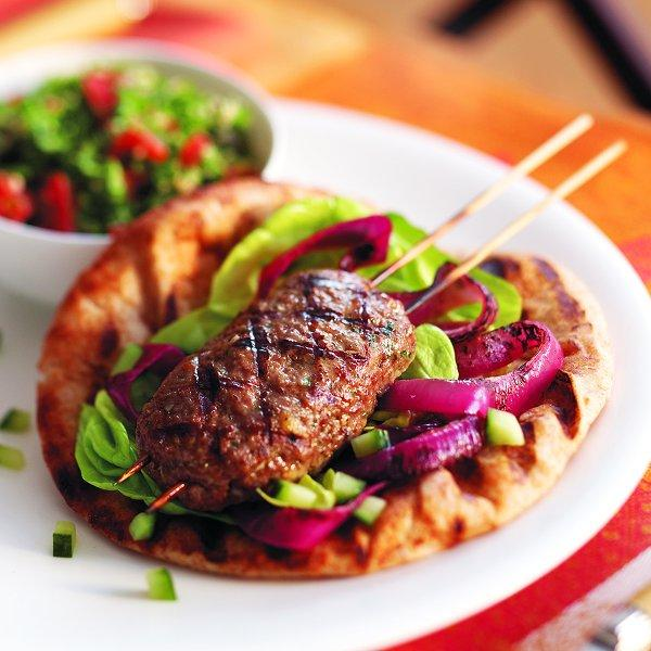 Beef Kebabs Recipe — Dishmaps