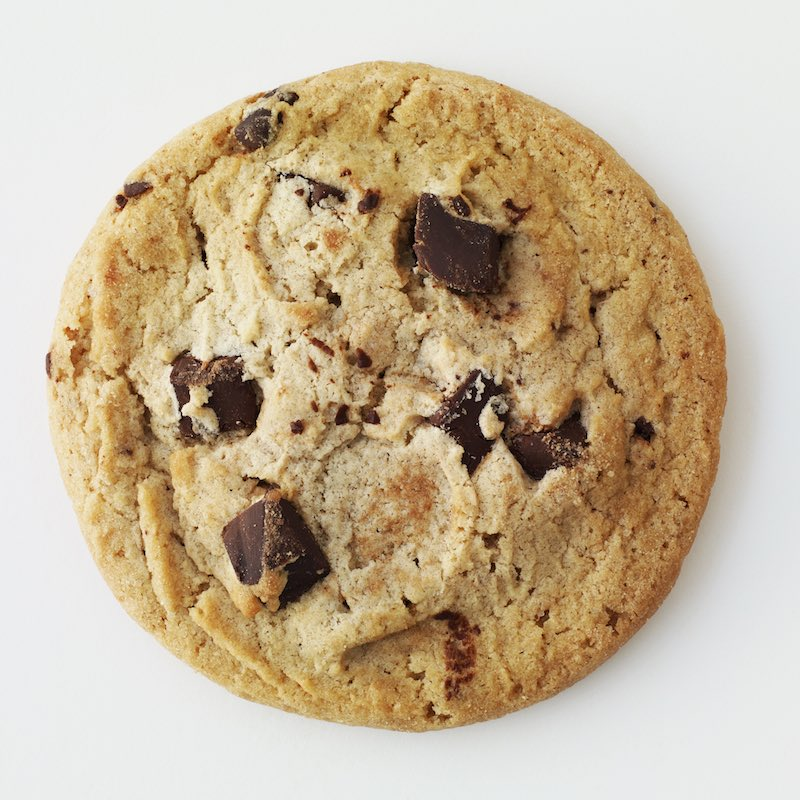 Anna Olson S Chewy Chocolate Chip Cookies