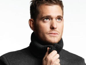 Michael Bublé's favourite love songs