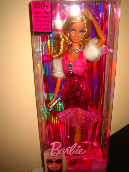 Barbie Fashionista Quiz finally find a Barbie that