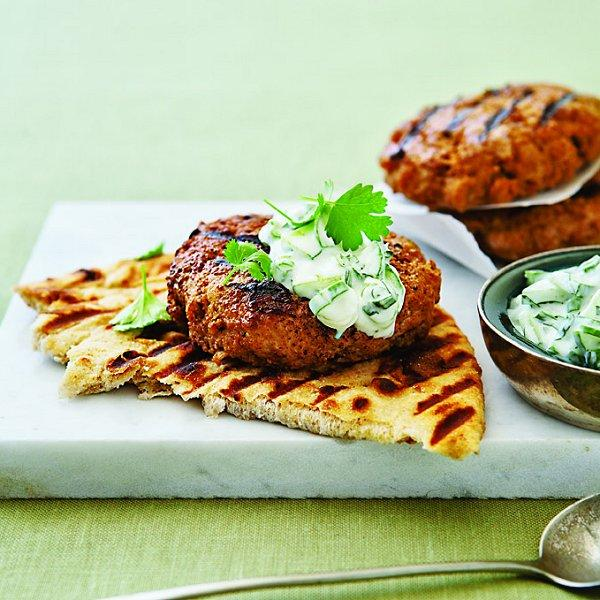 Tandoori Chicken With Cucumber Raita Recipes — Dishmaps