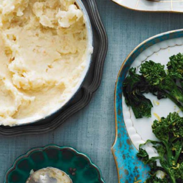 Potato & celery-root mash recipe - Chatelaine.com