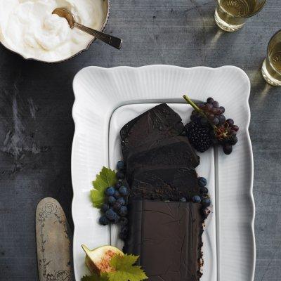 Chocolate pâté