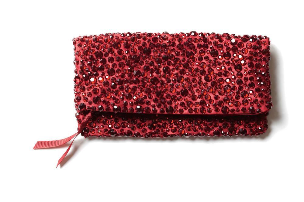 Banana republic, holiday clutch, sequin clutch, sequin purse, accessories
