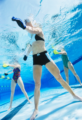 Water Fitness Really Can Get You In Shape Chatelaine