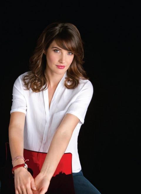 Cobie Smulders Five Facts About Tv S Rising Sensation