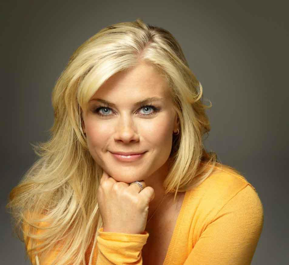 Alison Sweeney, The Mommy Diet, interview