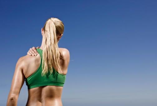 woman, bra, sports bra
