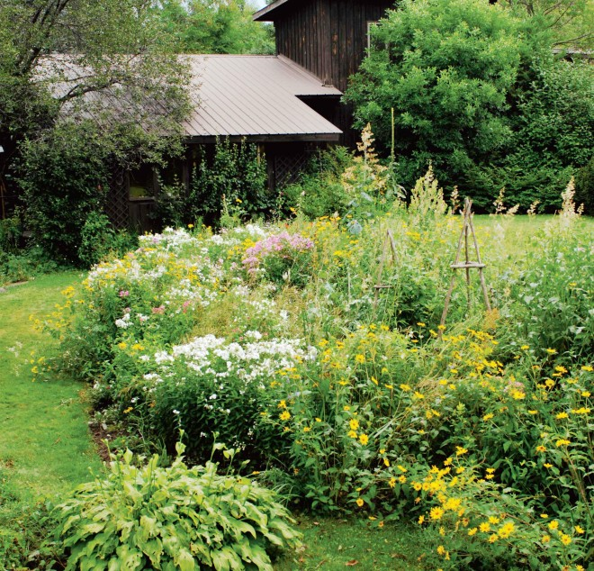 Six tips on how to create a wild natural garden chatelaine for Creating a small garden