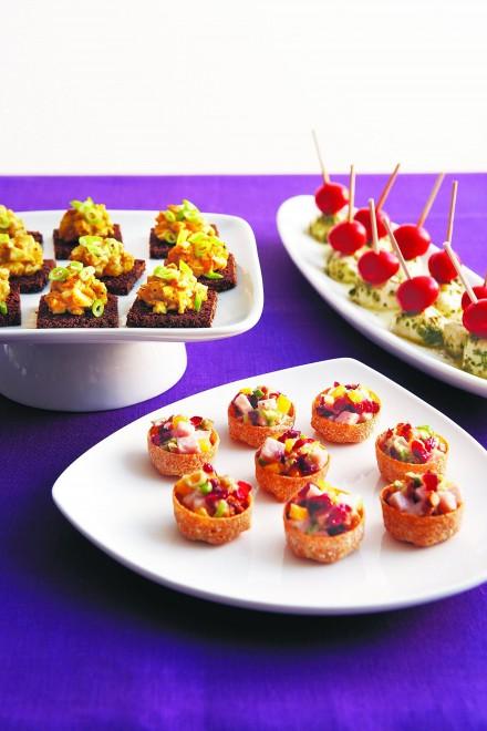 Caprese Bites Appetizers Recipe