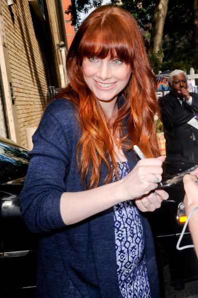 Bryce Dallas Howard, interview
