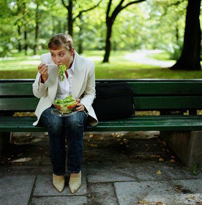 Five healthy lunch ideas