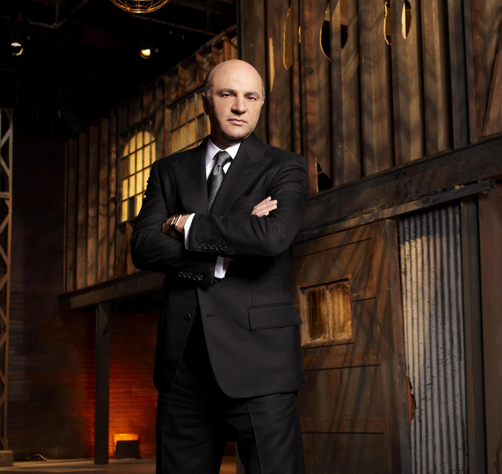 Dragons' Den star Kevin O'Leary; Photo by Greg Paupst