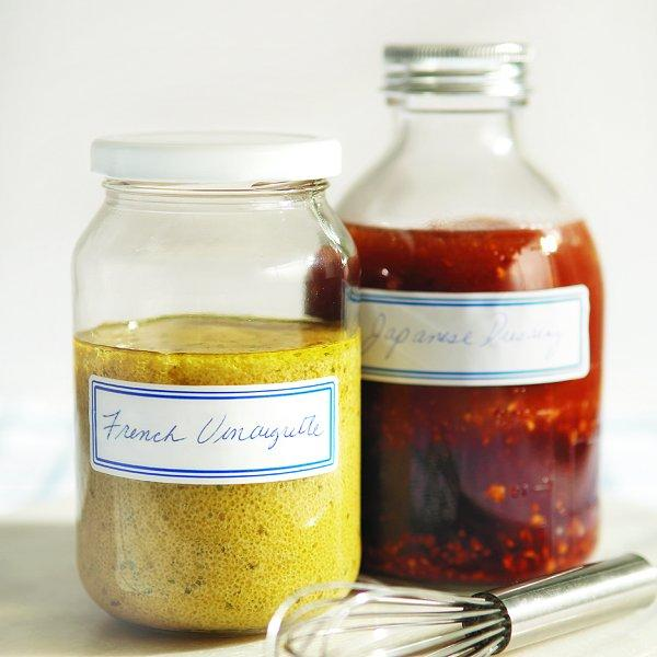 Want your summer salads to make the best-dressed list? Keep a big jar of this flavourful homemade dressing in your refrigerator. Our French Vinaigrette is classically tangy with a hint of tarragon.