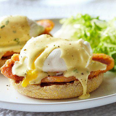easy eggs benny
