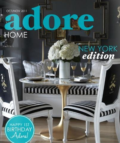 Elegant With The Folding Of Several Popular Home Magazines Over The Past Few Years  Such As Domino And Metropolitan Home, A Gap Was Left In The Market That Is  Slowly ...