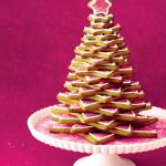 Gingerbread cookie tree