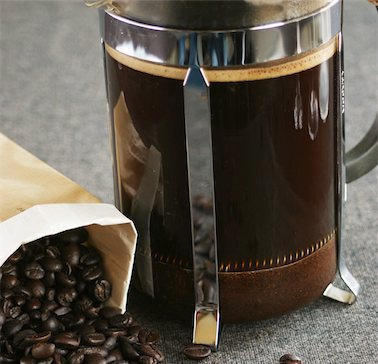 Five easy steps to the perfect cup of coffee