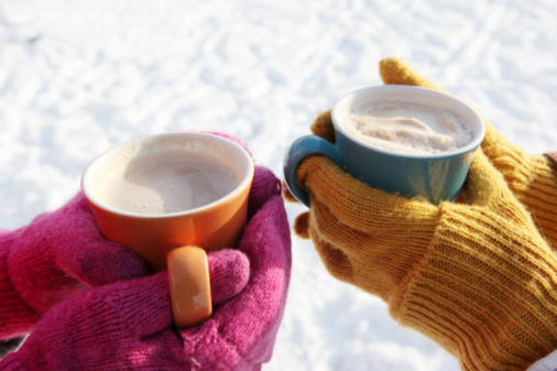 Cold Weather Hot Drinks Recipe — Dishmaps