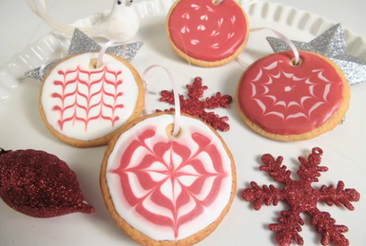 advertisement - How To Decorate Christmas Cookies With Royal Icing