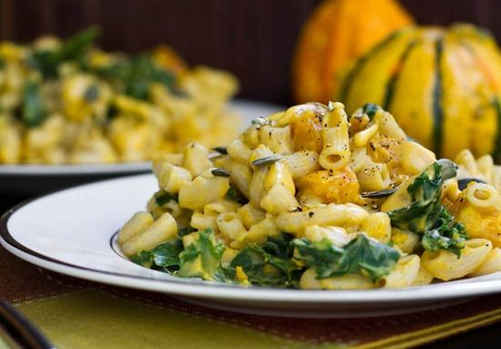 delicious mac 'n' cheese recipe with butternut squash and no dairy ...