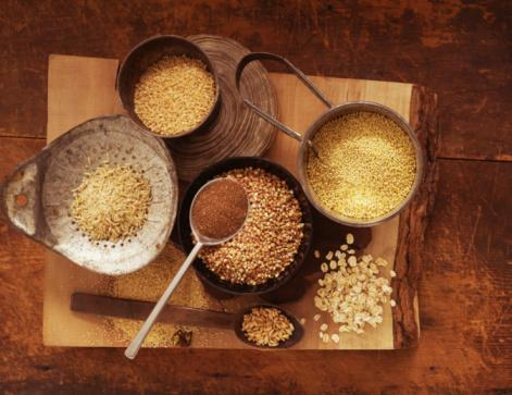 five seeds you might think are grains with amazing health benefits