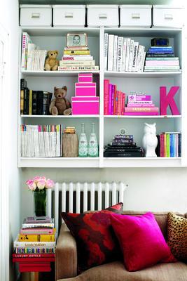 Three Ways To Organize A Bookshelf Chatelaine Com