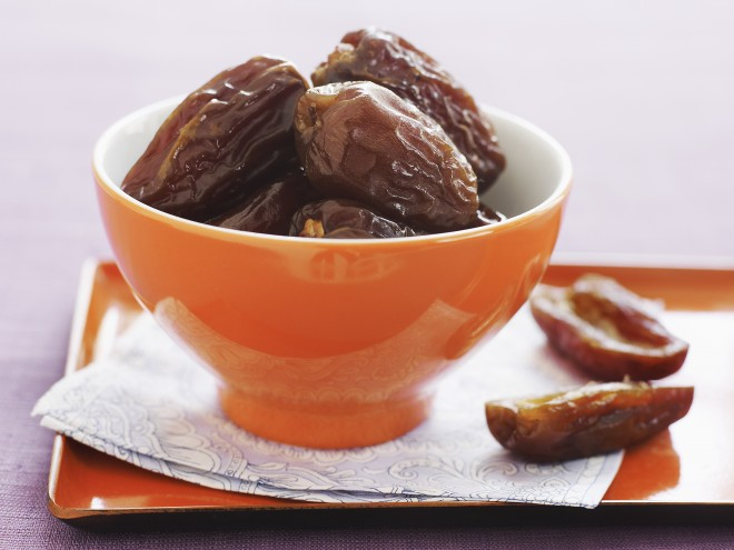 Five health benefits of dates and a coconut date snack