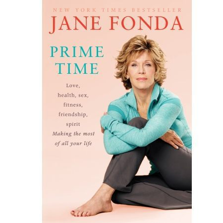 Jane Fonda's Prime Time cover