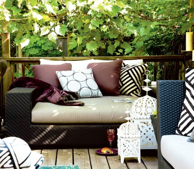 backyard decor, outdoor decor, home decorating