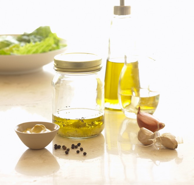 Six Healthy Reasons To Make Your Own Salad Dressing And An