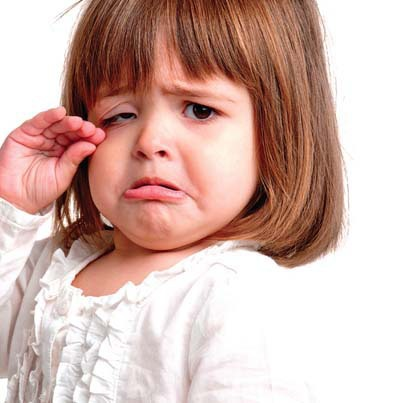 Are you to blame for your child's temper tantrums ...