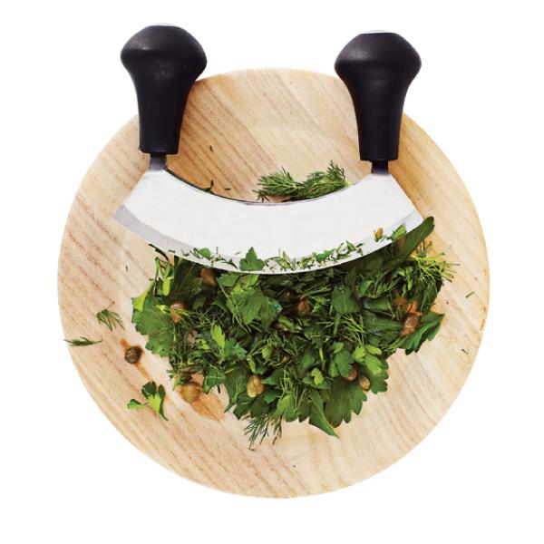Herb topping