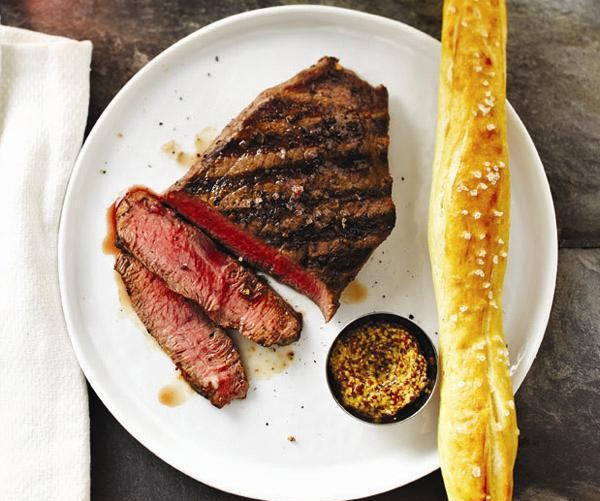 How to cook a perfect steak indoors