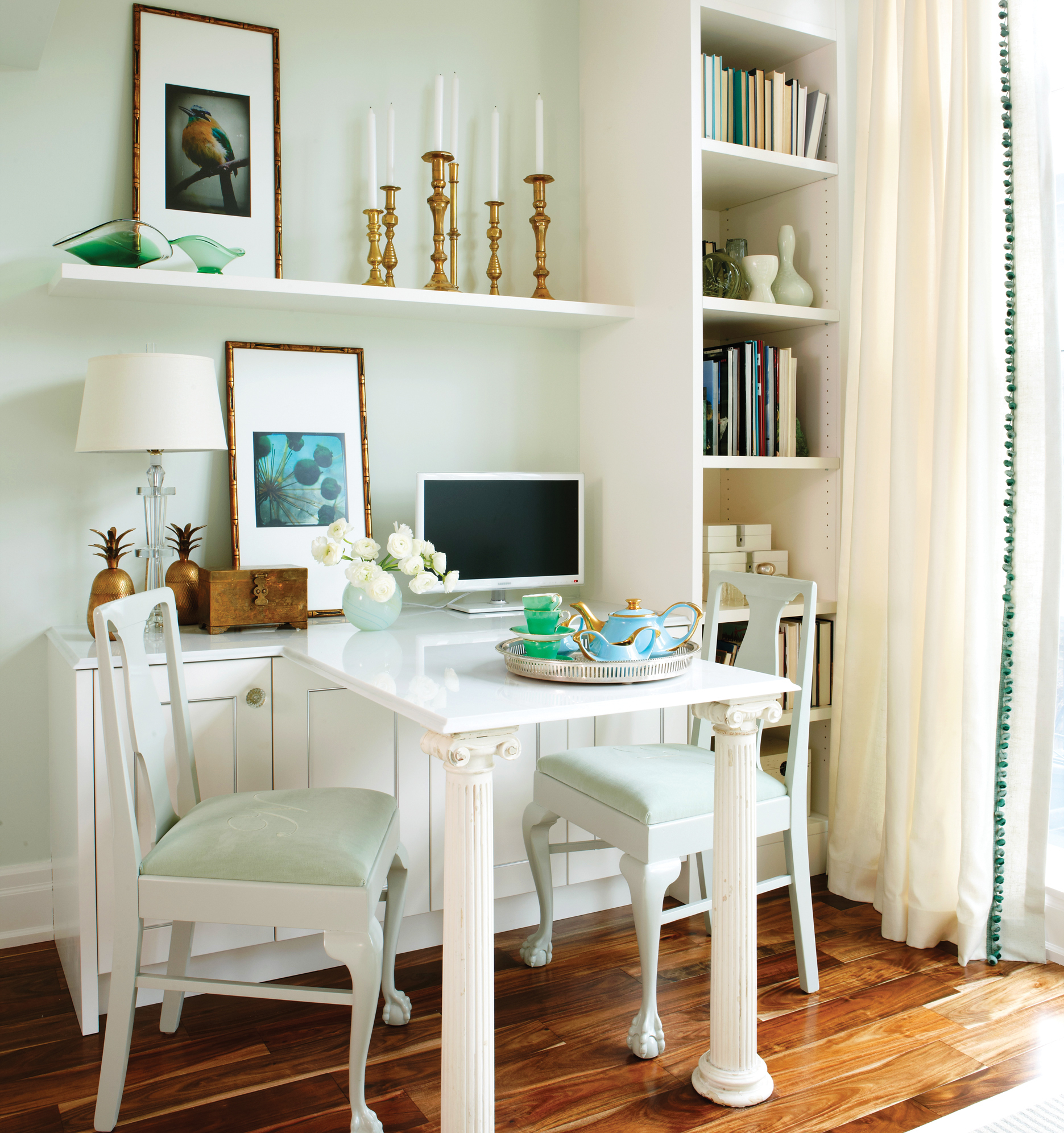 Sarah Richardson's Design Tips On Creating An Office Area