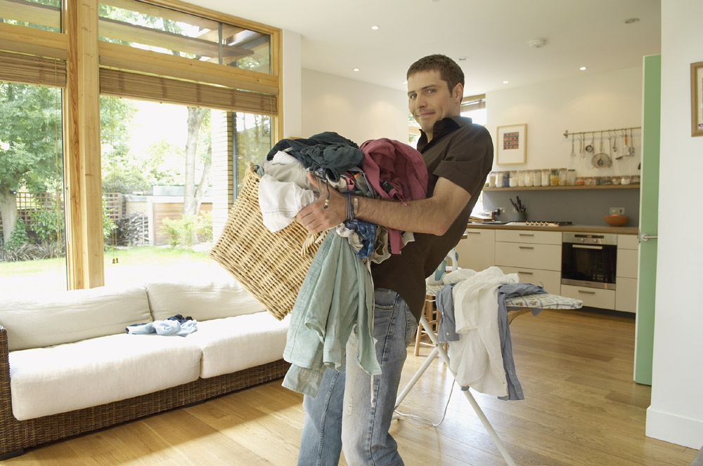 Men and housework