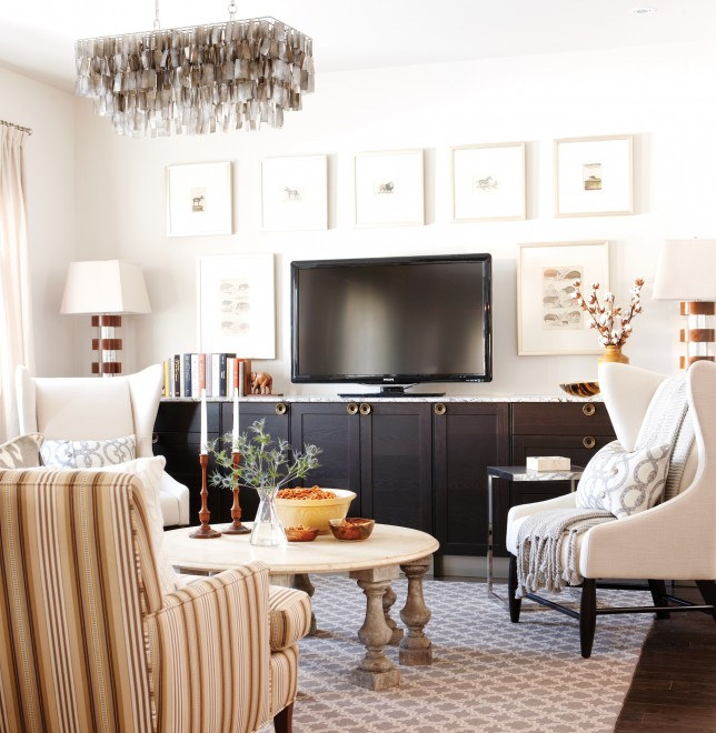 Family Room Design With Tv: Design Tips For A Family Room: How To Create A Focal Point
