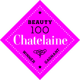Chatelaine Beauty 100 logo