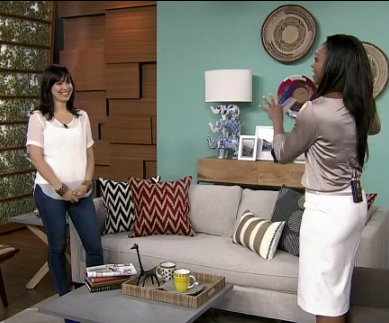 ... Joined Cityline TV Host Tracy Moore For An Hour Long Special Featuring  Fresh Solutions And New Ideas In Home Decor, Style, Food, Health And More.