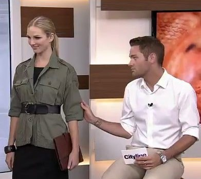 Tyler Franch on Cityline