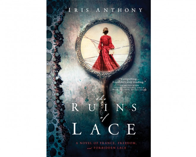 The Ruins of Lace book cover