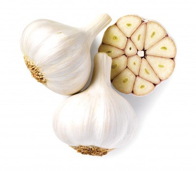 Cloves of garlic
