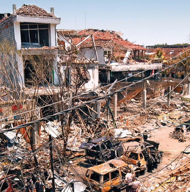 the bali bombing
