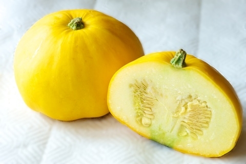 how to cook round yellow squash