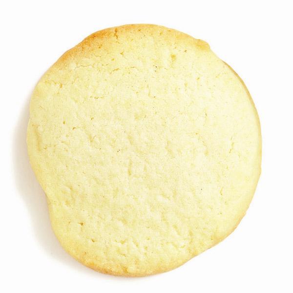 Crisp icebox cookies