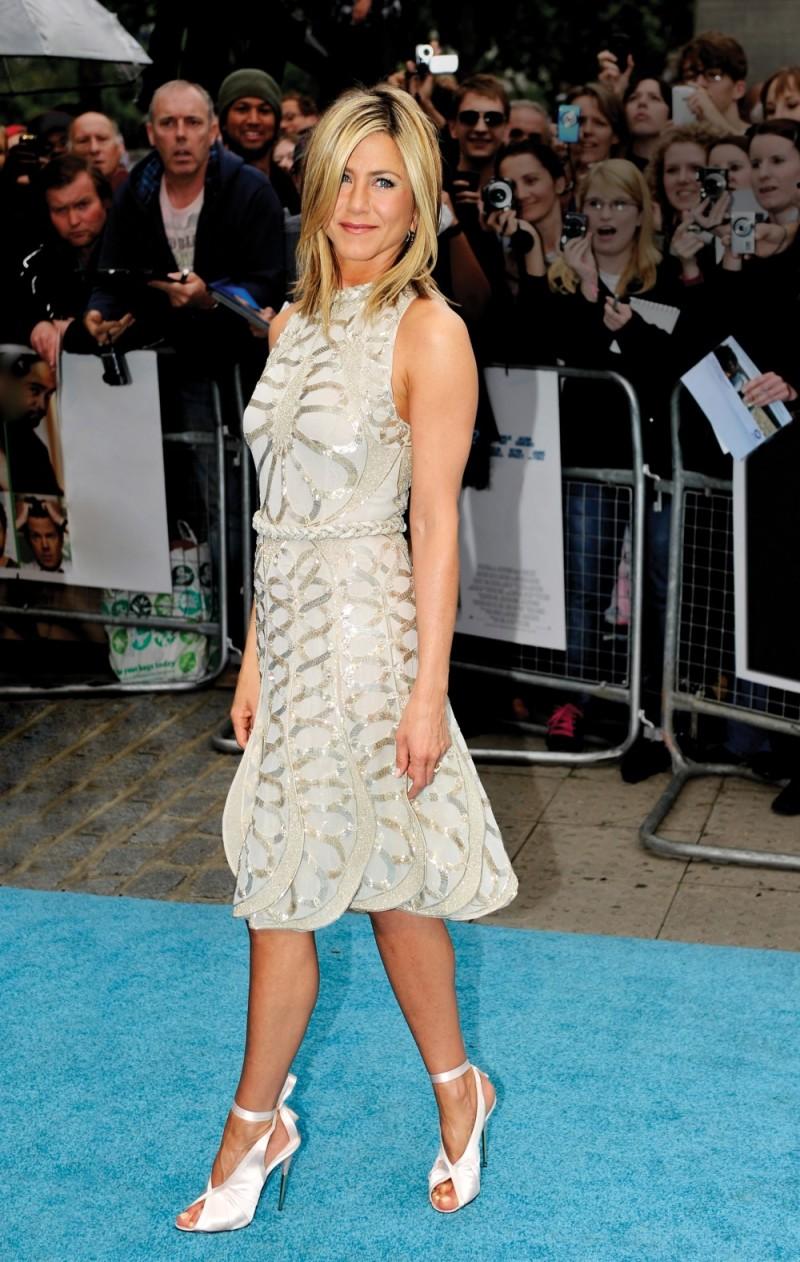 The inspiration: Jennifer Aniston