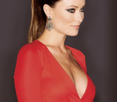 Olivia Wilde's high pony